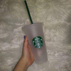 CUSTOM Starbucks cup (tumbler)